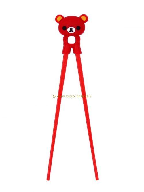 pair Children chopsticks bear 22.5x5x2 cm