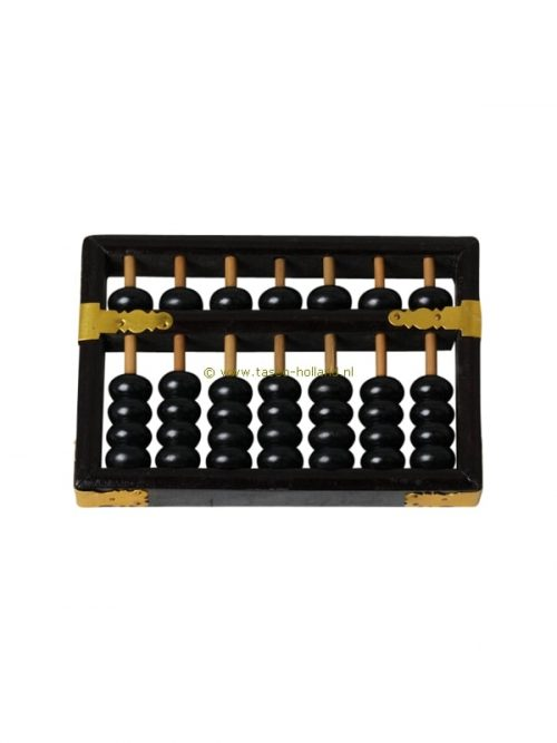 Abacus wood 15x10 cm