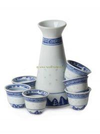 Ricepattern porcelain wholesale