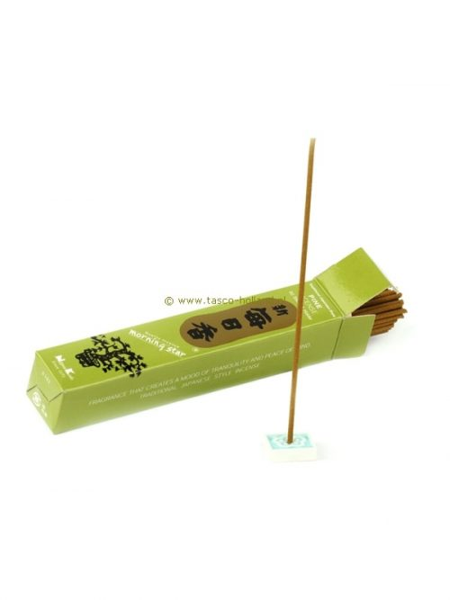 Incense Morning Star Pine 13x2.5x2.5 cm