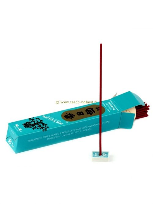 Incense Morning Star Jamine 13x2.5x2.5 cm