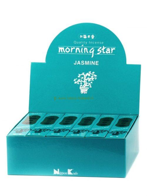 Wierookstokjes Morning Star Jamijn 13 cm