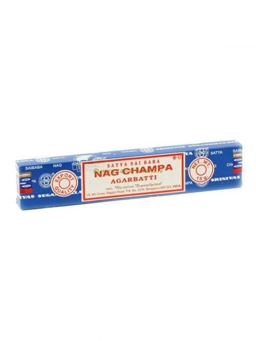 Wierook Nag Champa 15 gram 22x4.5x2 cm