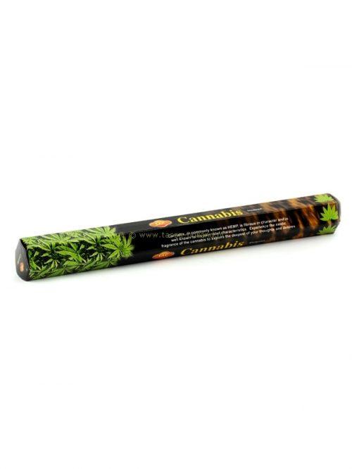 Wierook hexa Cannabis 25x3x3.5 cm