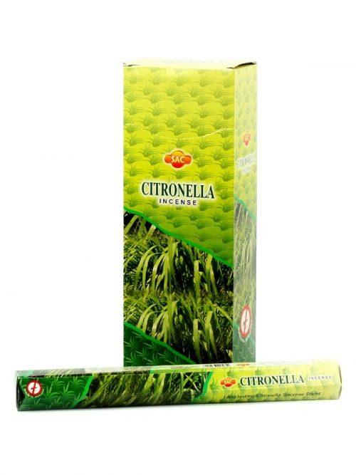 Wierook hexa citronella 24 cm