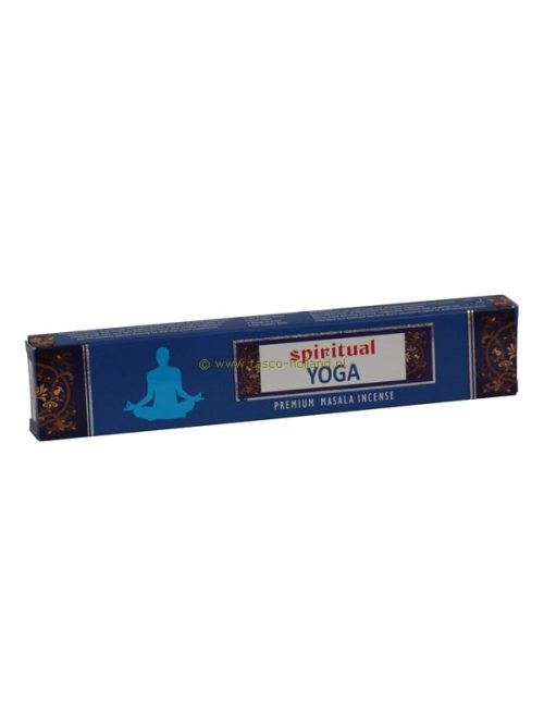 Incense Spiritual Yoga 22x4.5x2 cm