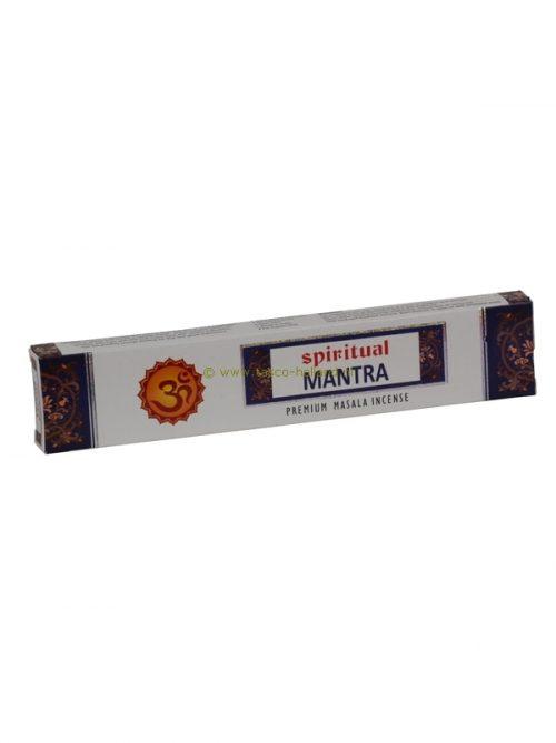 Incense Spiritual Mantra 22x4.5x2 cm