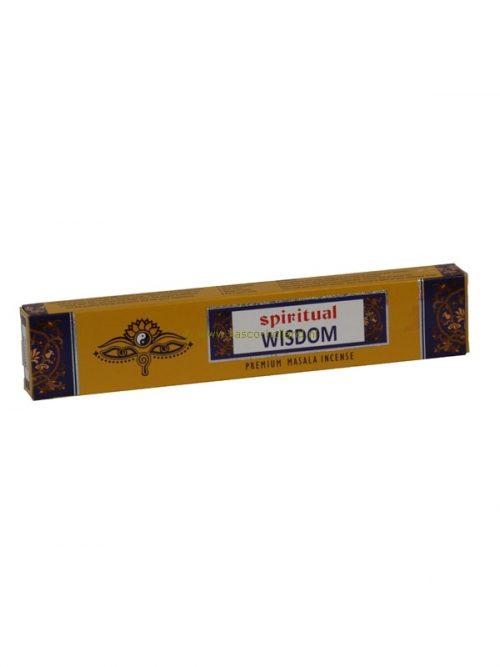 Incense Spiritual Wisdom 22x4.5x2 cm
