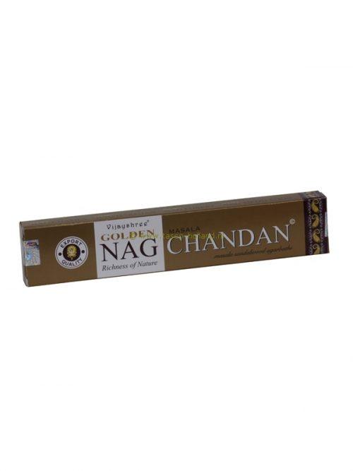 Wierook Golden Nag Chandan 22x4.5x2 cm