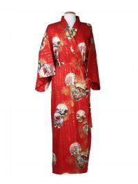 "Kimono cotton 55"" princess (536) red"