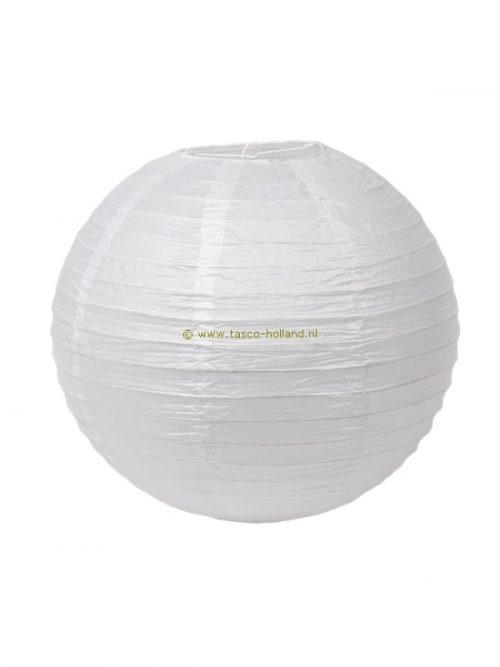 Lampion white paper 50 cm