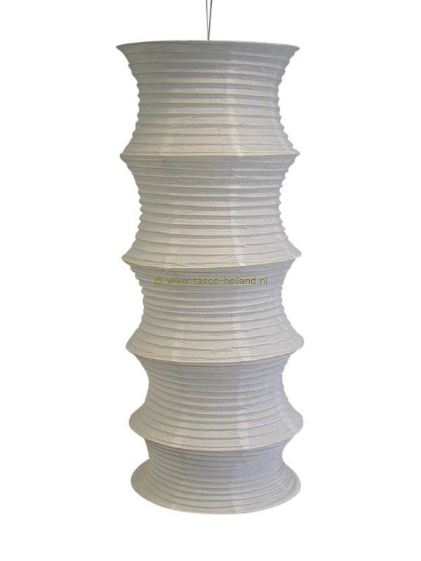 Lamp papier 36x107 cm