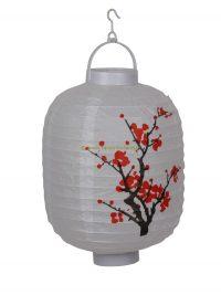 Lantern paper cherry blossom 20x25cm