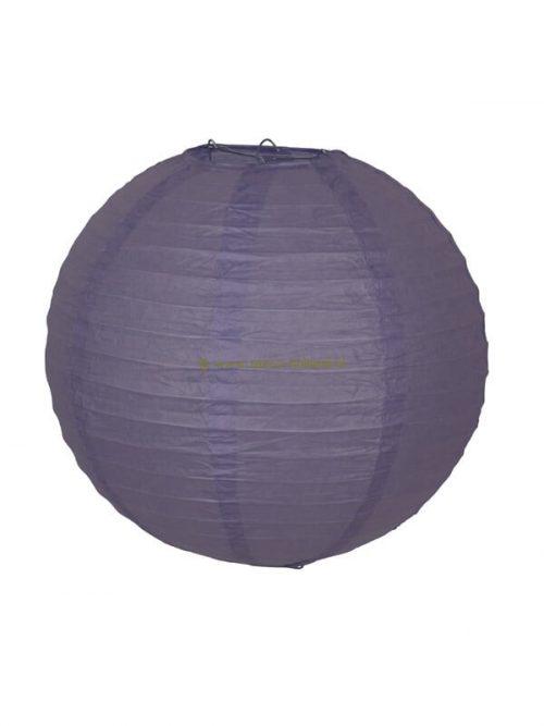 Lamp paars papier 40 cm