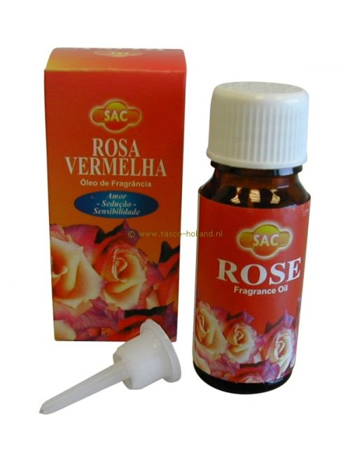 Geurolie Sac rose 10 ml