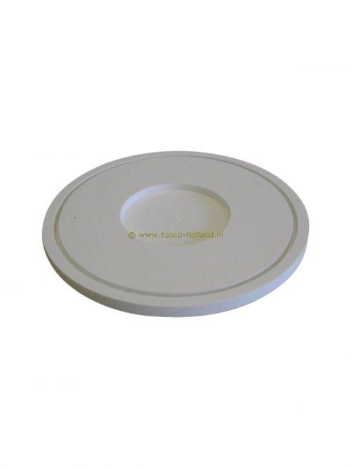 Standaard voor waxinehuls rond 10 cm