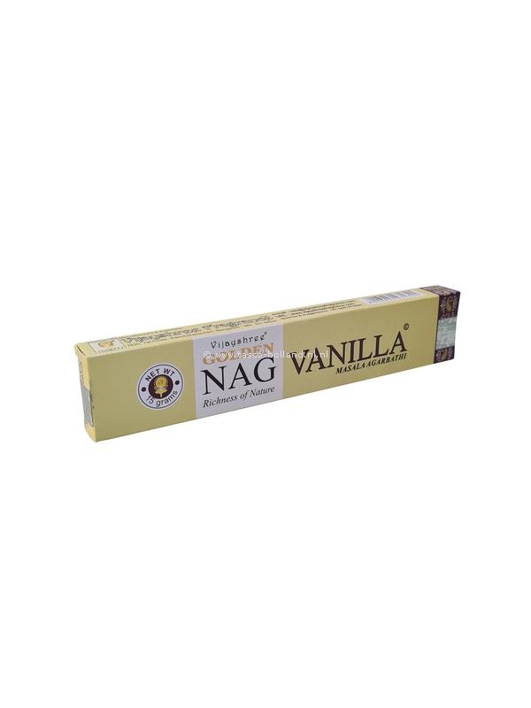 Wierook Golden Vanilla 22x4.5x2 cm
