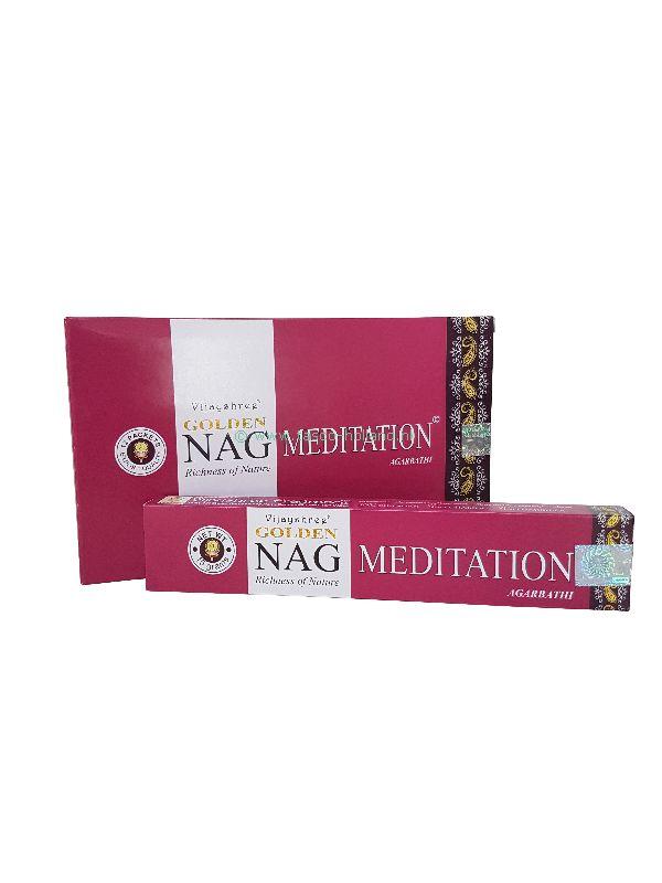 Wierook Golden Nag Meditation 21x4x2cm