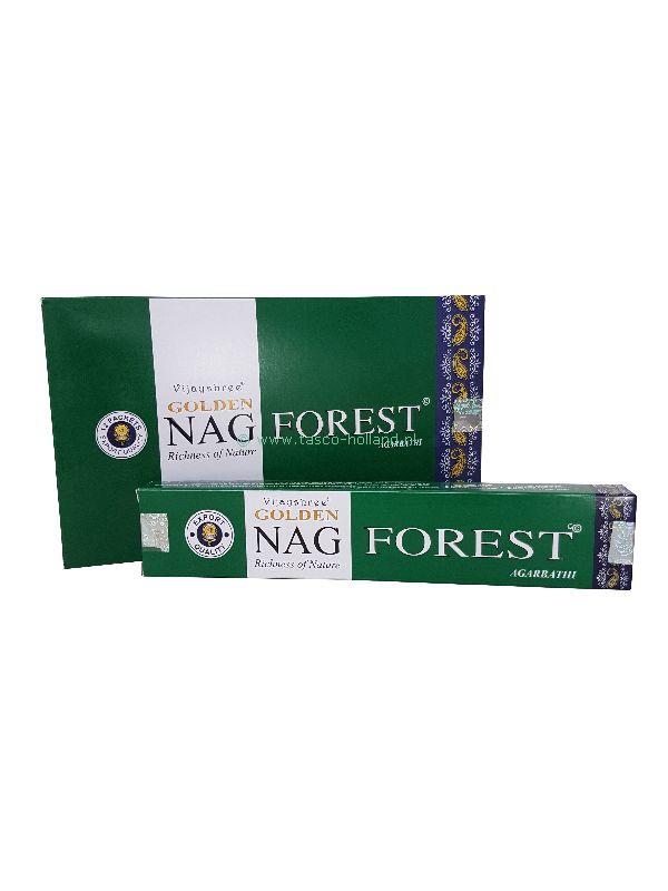 Wierook Golden Nag Forest 21x4x2cm