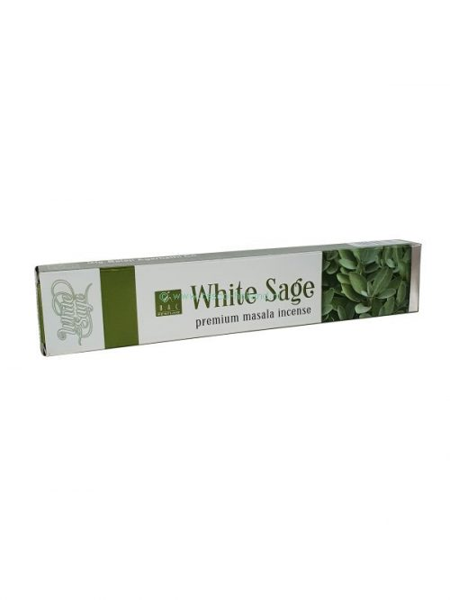 Incense Balaji White Sage 22x4.5x2 cm