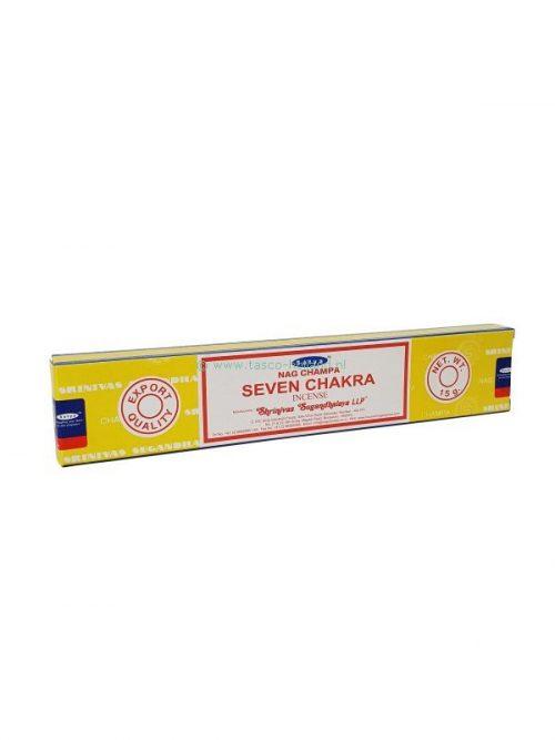 Wierook Satya Seven Chakra 22x4.5x2 cm