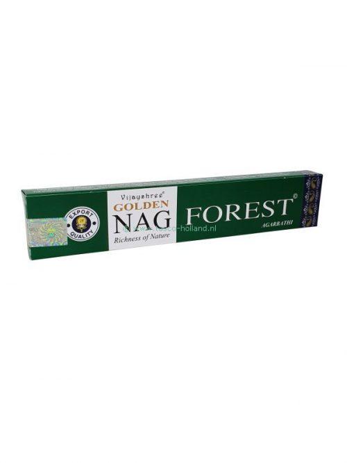 Wierook Golden Nag Forest 22x4.5x2 cm