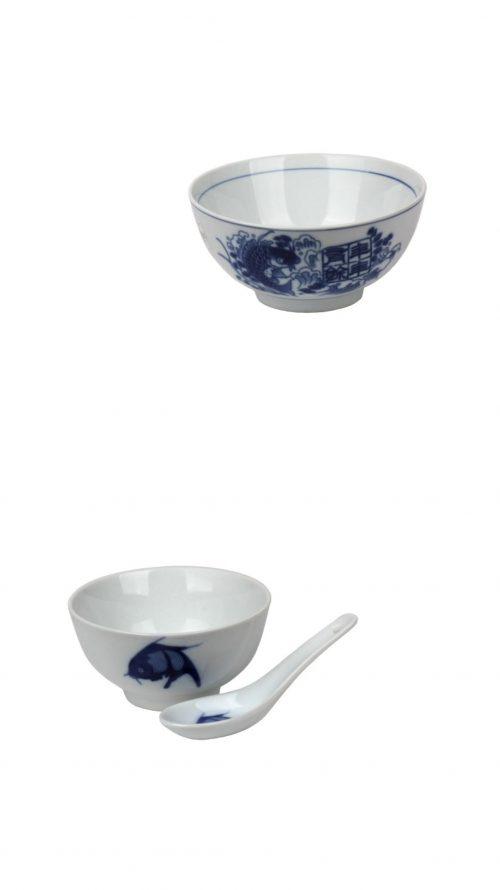 Carp porcelain