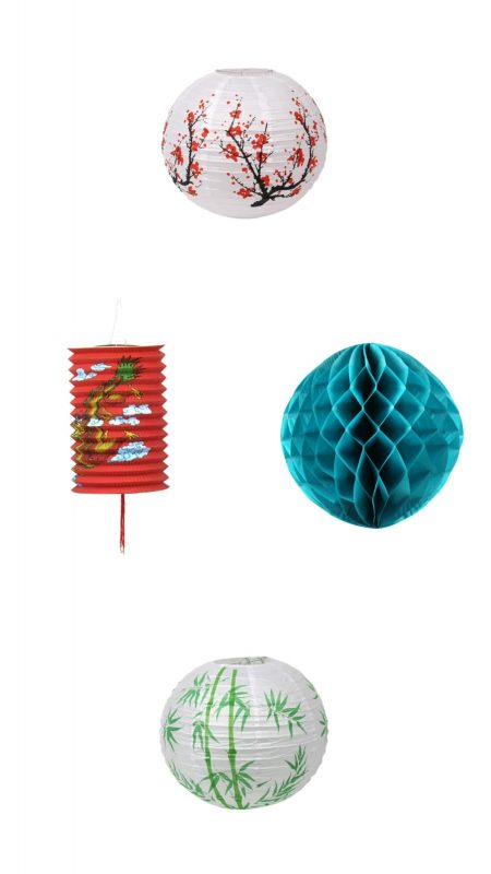 Chinese Lampions