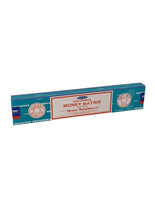Räucherstäbchen Satya Money Matrix 22x4.5x2 cm