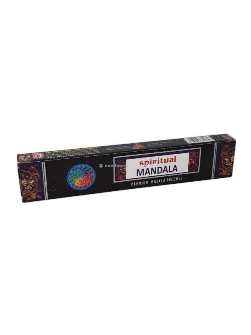 Incense Spiritual Mandala 22x4.5x2 cm