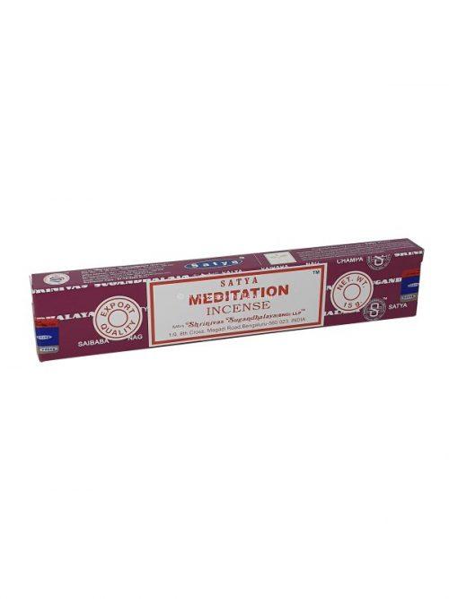 Incense Satya Meditation 22x4.5x2 cm