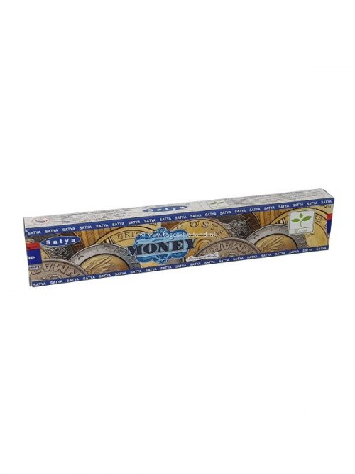 Räucherstäbchen Satya Money 22x4.5x2 cm