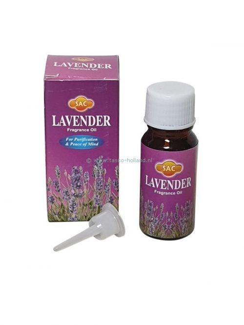 Geurolie Sac lavendel 10 ml