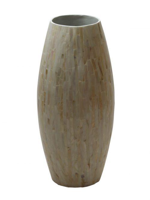 Vaas voor sierbloemen 40x18cm