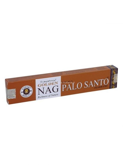 Wierook Golden Nag Palo Santo 22x4.5x2 cm
