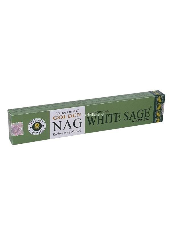 Wierook Golden Nag White Sage 22x4.5x2 cm