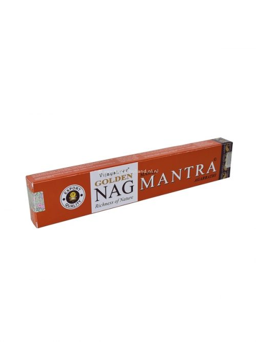 Wierook Golden Nag Mantra 22x4.5x2 cm