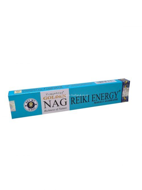 Wierook Golden Nag Reiki Energy