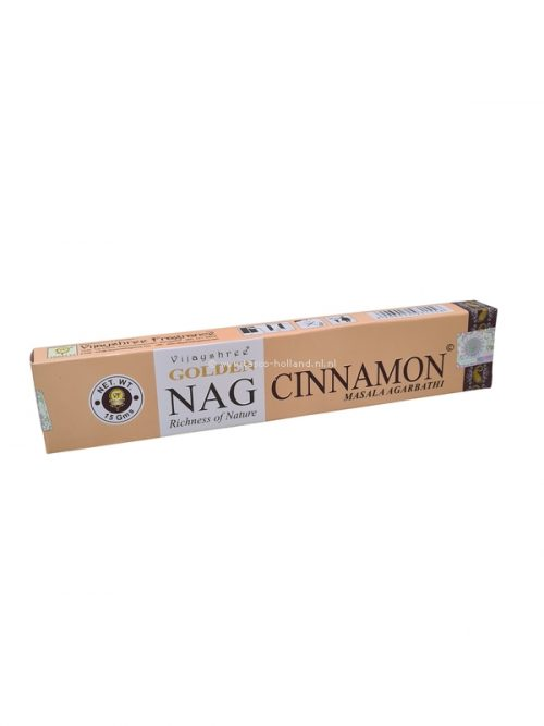 Wierook Golden Nag Cinnamon
