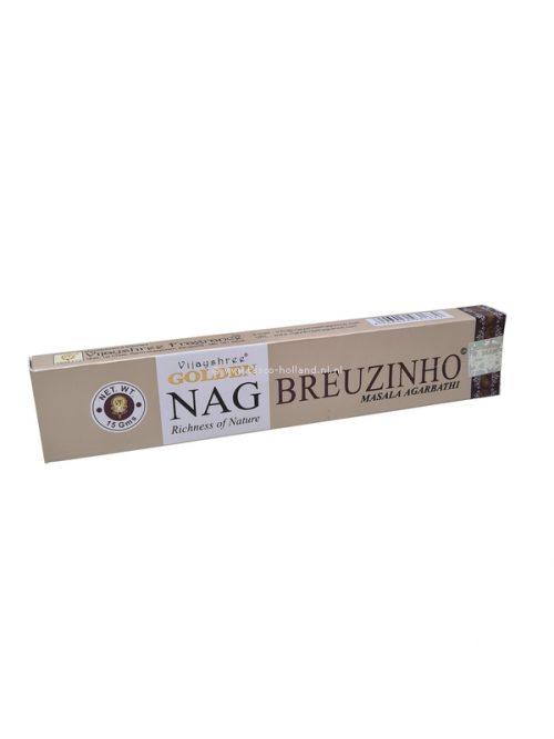 Wierook Golden Nag Breuzinho