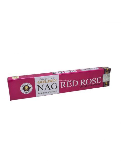 Wierook Golden Nag Red Rose