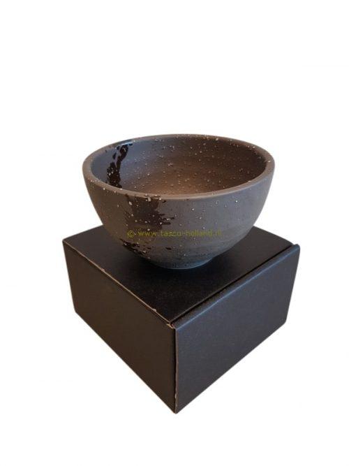 Japanse Matcha schaal 12.3x7cm
