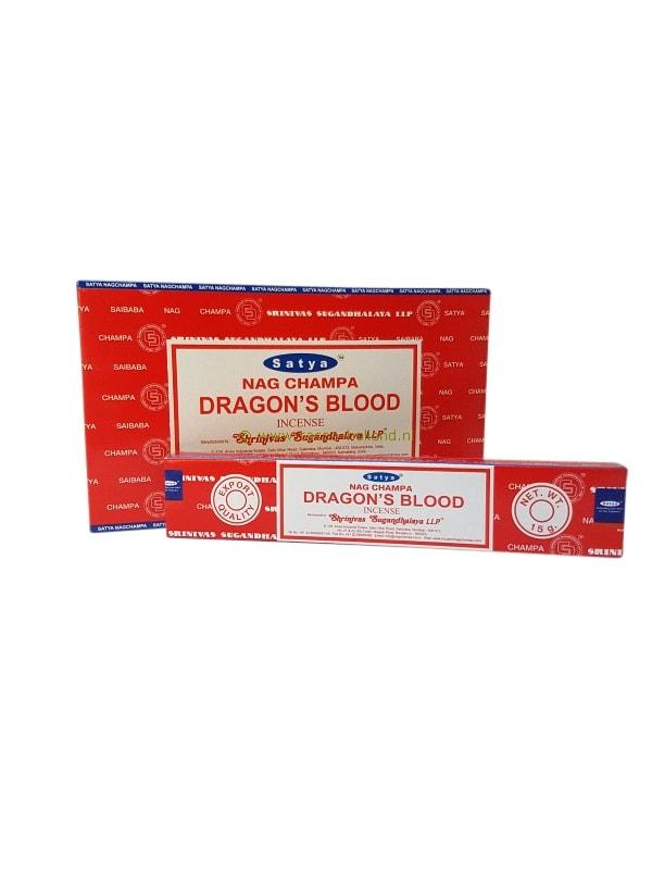 Wieroook Satya Dragons Blood