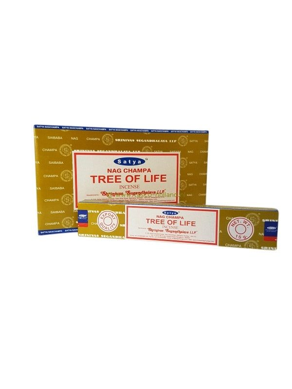 Wierook Satya Tree of Life 21x4x2 cm